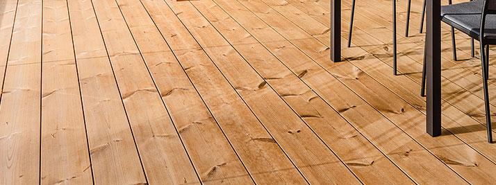 Holz Terrassendielen Im Klopfer Holzhandel Shop Kaufen