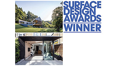Kebony® siegt bei den Surface Design Awards