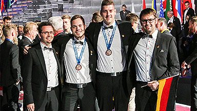 WorldSkills 2019: Deutsches Nationalteam im Spitzenfeld